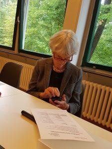 Smartphonekurs für Senioren